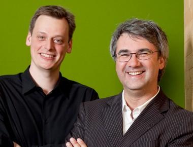 Markus Biermann und Matthias Bade