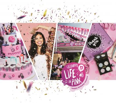 German Brand Award | essence | Celebrate Life in Pink | CROSSMEDIA
