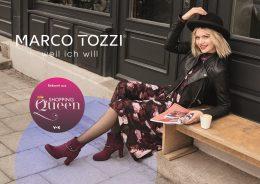 Kampagnenmotiv MARCO TOZZI | CROSSMEDIA GmbH