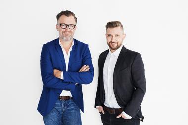 Jens Schnückel und Raffael Weber | BRANDLOCAL